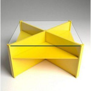tienda online de mesas de centro amarillas