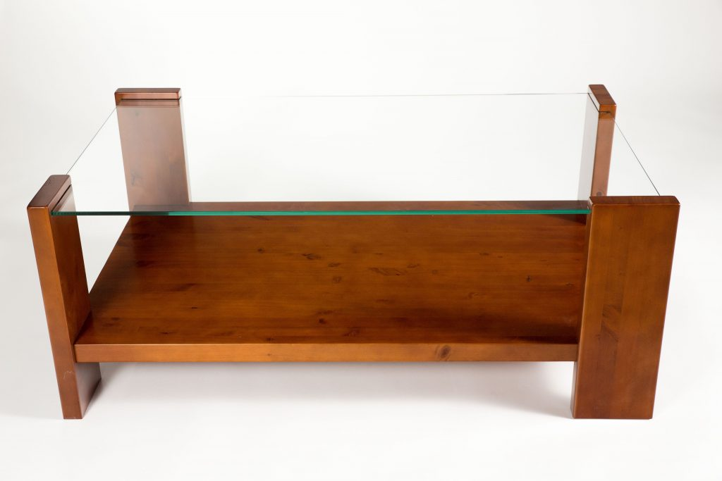 mesas de centro cerezo clásicas