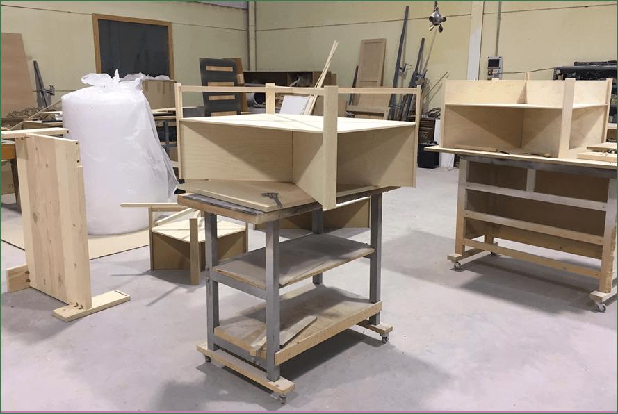 mesa madera maciza de la mejor calidad