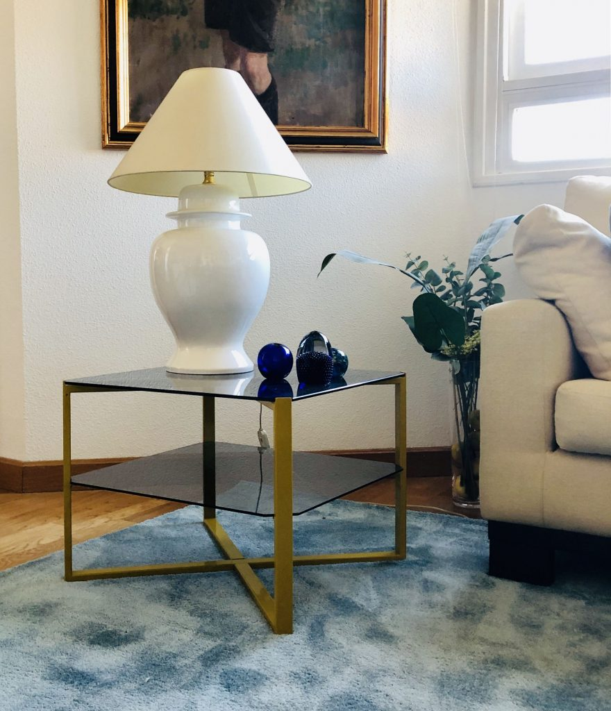 mesas de hierro de diseño