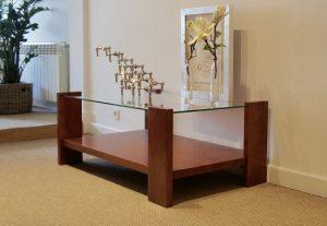combinar muebles color cerezo con otros muebles